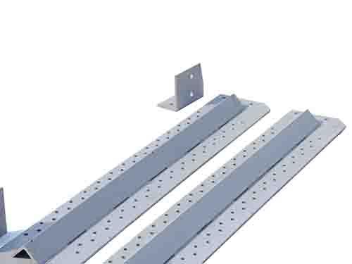重介浅槽刮板、联接板